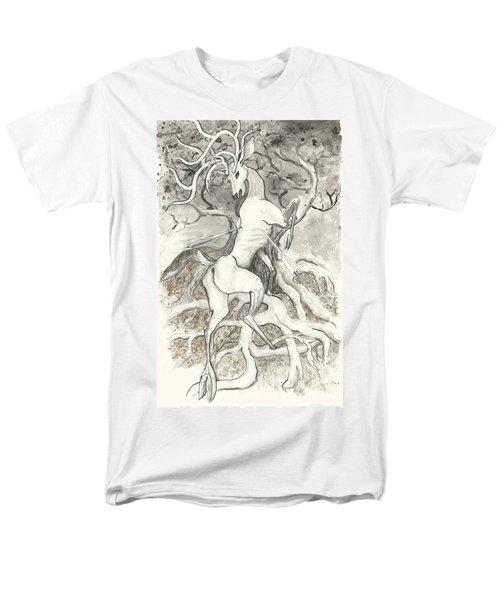 The Martyr Men's T-Shirt  (Regular Fit) by Melinda Dare Benfield