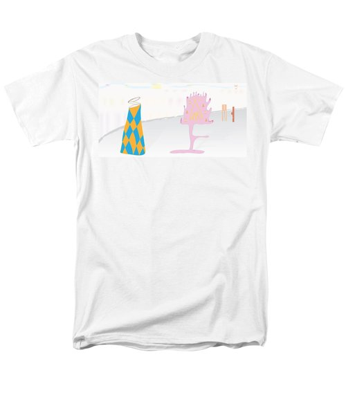 The Partygoers Men's T-Shirt  (Regular Fit) by Kevin McLaughlin