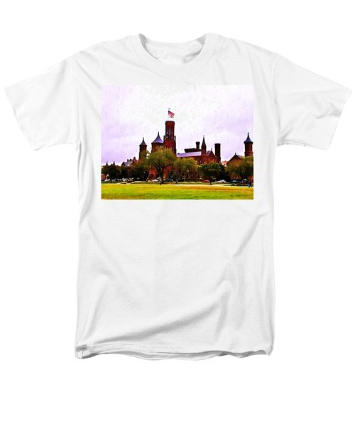The Smithsonian Men's T-Shirt  (Regular Fit) by Bill Cannon