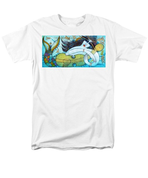 The Song Of The Mermaid Men's T-Shirt  (Regular Fit)