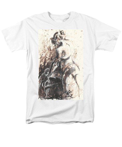 The Toilet Men's T-Shirt  (Regular Fit) by Melinda Dare Benfield
