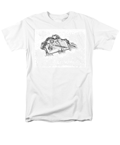 The Trials Of Life Men's T-Shirt  (Regular Fit) by Scott and Dixie Wiley