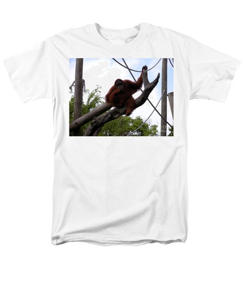 Men's T-Shirt  (Regular Fit) featuring the photograph Thinking Of You by Joseph Baril