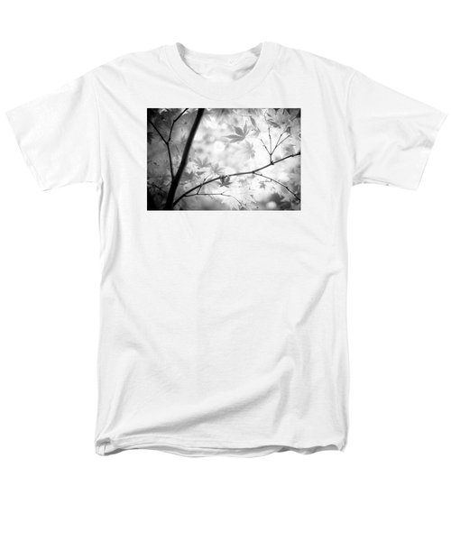 Men's T-Shirt  (Regular Fit) featuring the photograph Through The Leaves by Darryl Dalton