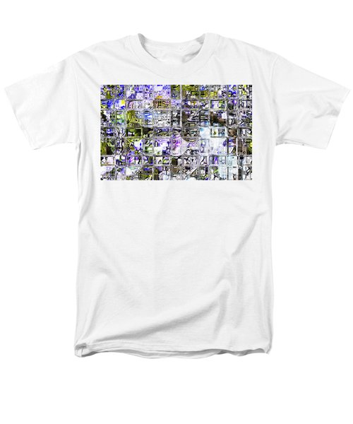 Through The Looking Glass Men's T-Shirt  (Regular Fit) by Richard Thomas