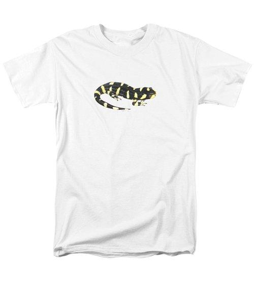 Tiger Salamander Men's T-Shirt  (Regular Fit) by Cindy Hitchcock