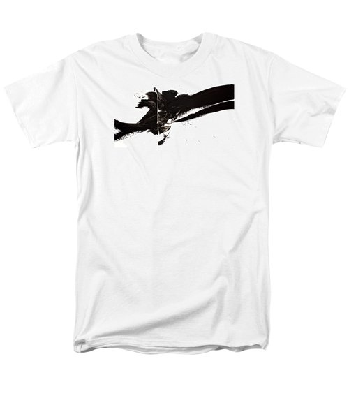 To Clash To Compromise To Completion   Men's T-Shirt  (Regular Fit) by Cliff Spohn