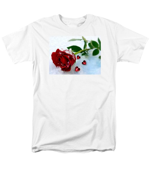 To Make You Feel My Love Men's T-Shirt  (Regular Fit)