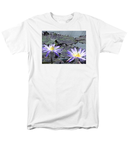 Men's T-Shirt  (Regular Fit) featuring the photograph Together Is Beauty by Chrisann Ellis