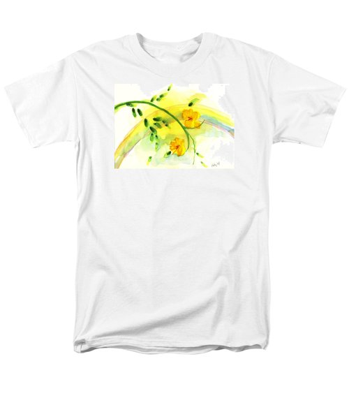 'twas By Grace Men's T-Shirt  (Regular Fit)