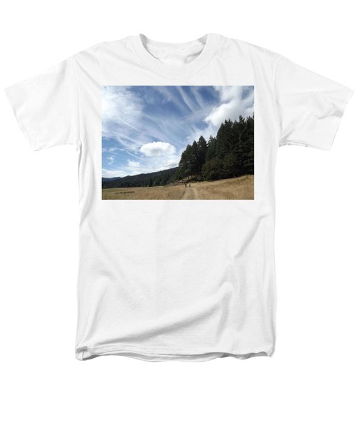 Men's T-Shirt  (Regular Fit) featuring the photograph Two Of A Kind by Richard Faulkner