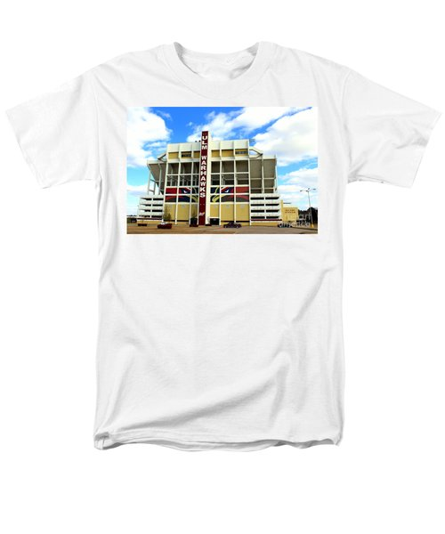 University Of Louisiana At Monroe Malone Stadium Men's T-Shirt  (Regular Fit)