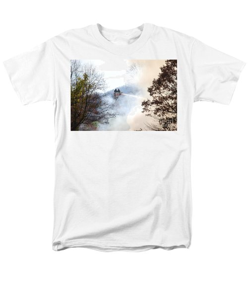 Up In Smoke Men's T-Shirt  (Regular Fit) by Eric Liller