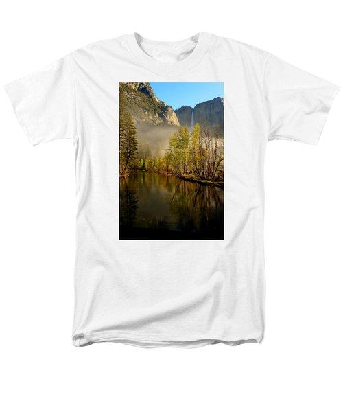 Vanishing Mist Men's T-Shirt  (Regular Fit) by Duncan Selby