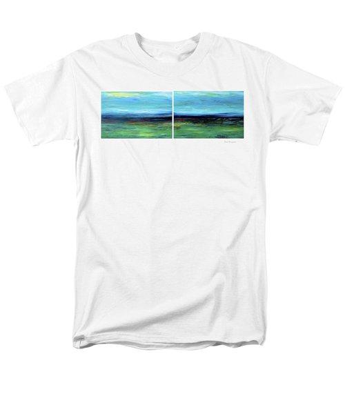 Vast Horizon Men's T-Shirt  (Regular Fit) by Dick Bourgault