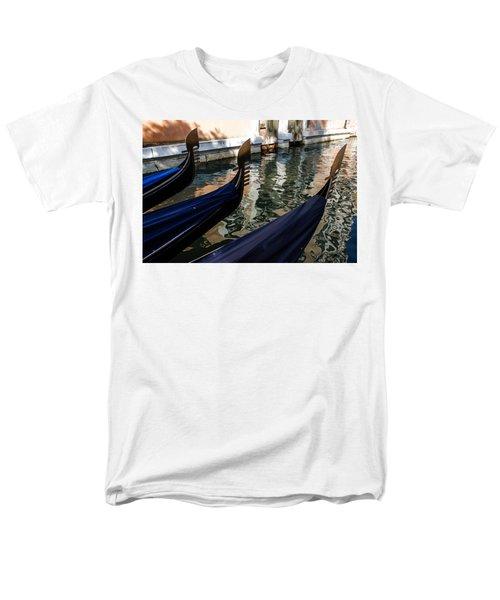 Venetian Gondolas Men's T-Shirt  (Regular Fit)