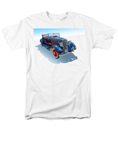 Men's T-Shirt  (Regular Fit) featuring the photograph Vintage Convertible by Gianfranco Weiss