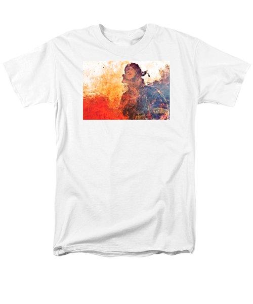 Walk Through Hell Men's T-Shirt  (Regular Fit) by Everet Regal