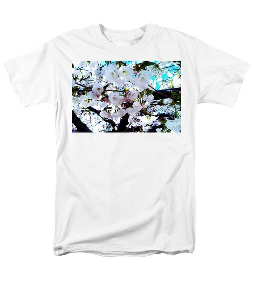 Men's T-Shirt  (Regular Fit) featuring the photograph Blanche by Vanessa Palomino