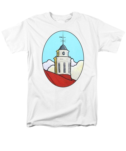 Wilson Hall Cupola - Jmu Men's T-Shirt  (Regular Fit) by Jim Harris