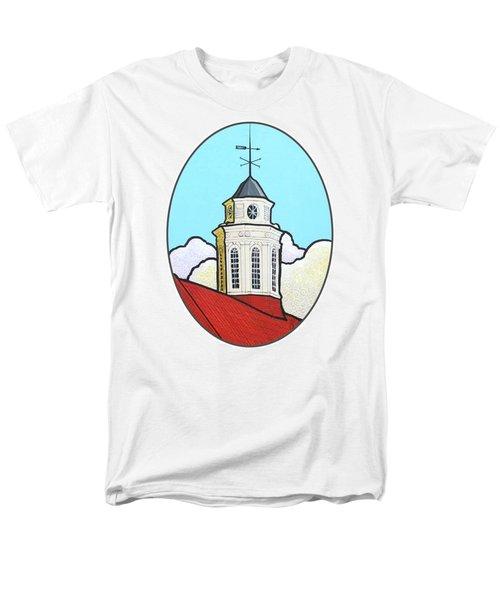 Wilson Hall Cupola - Jmu Men's T-Shirt  (Regular Fit)