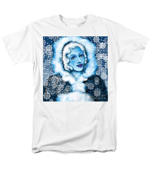 Winter Blues Men's T-Shirt  (Regular Fit) by Carol Jacobs