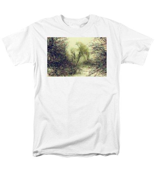 Winter Colours Men's T-Shirt  (Regular Fit) by John Stuart Webbstock