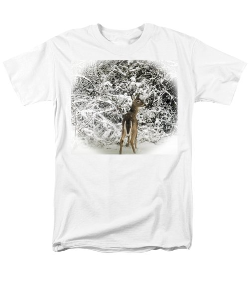 Winter Wonderland Men's T-Shirt  (Regular Fit) by Bruce Pritchett