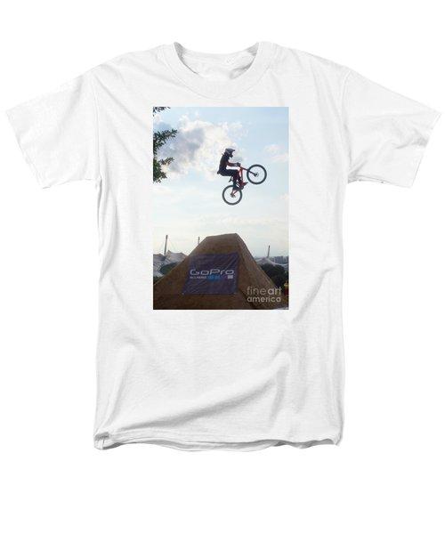 Men's T-Shirt  (Regular Fit) featuring the photograph X Games Munich 4 by Rudi Prott