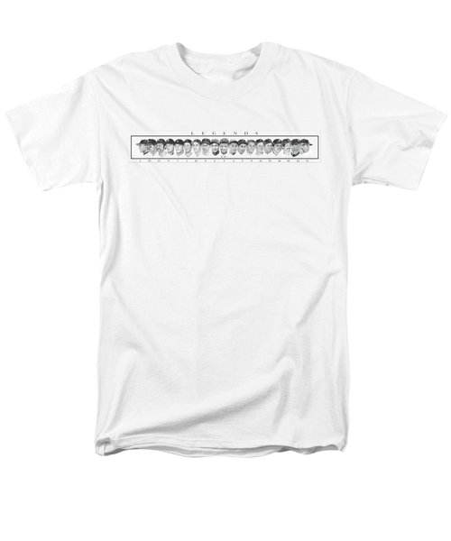 Yankees Men's T-Shirt  (Regular Fit) by Tamir Barkan