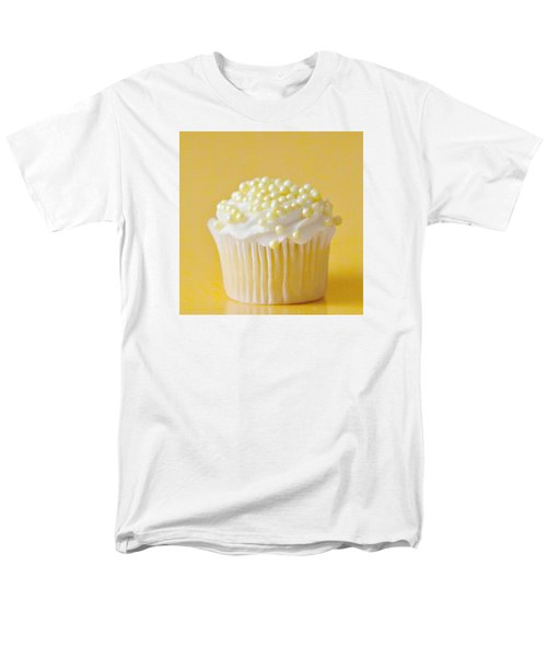 Yellow Sprinkles Men's T-Shirt  (Regular Fit) by Art Block Collections