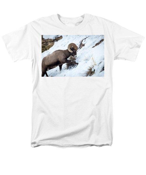 Yellowstone Bighorn Men's T-Shirt  (Regular Fit)