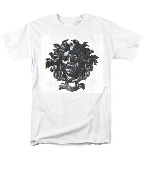 Medusa Head Men's T-Shirt  (Regular Fit) by Photo Researchers