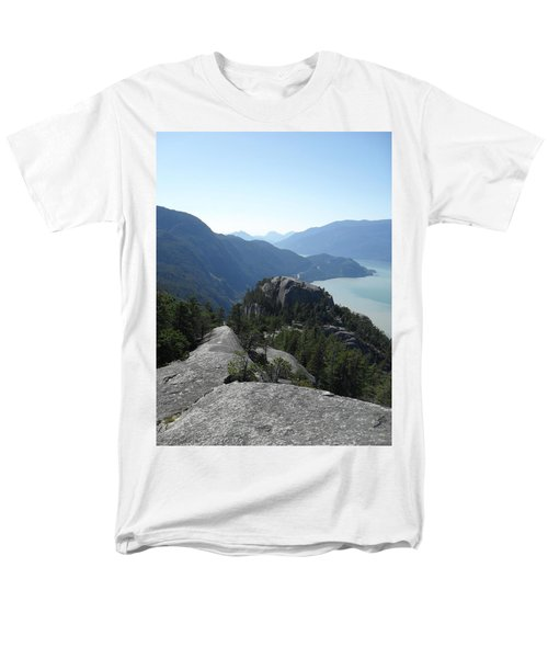 The Chief Men's T-Shirt  (Regular Fit) by Michael Standen Smith