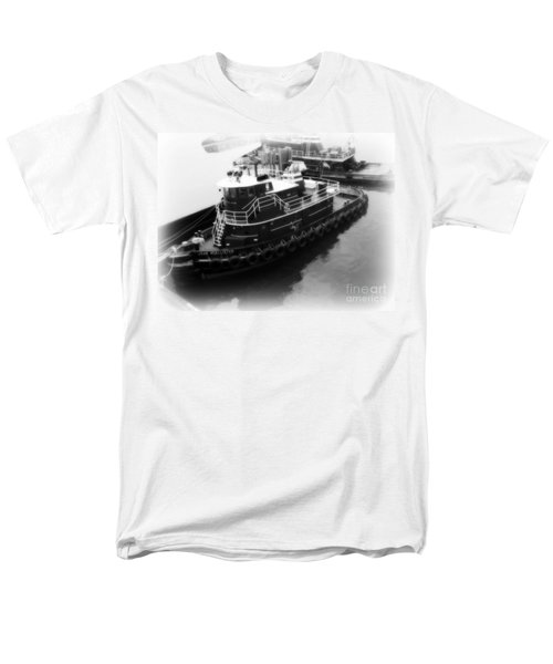 Men's T-Shirt  (Regular Fit) featuring the photograph Tug  by Kristine Nora