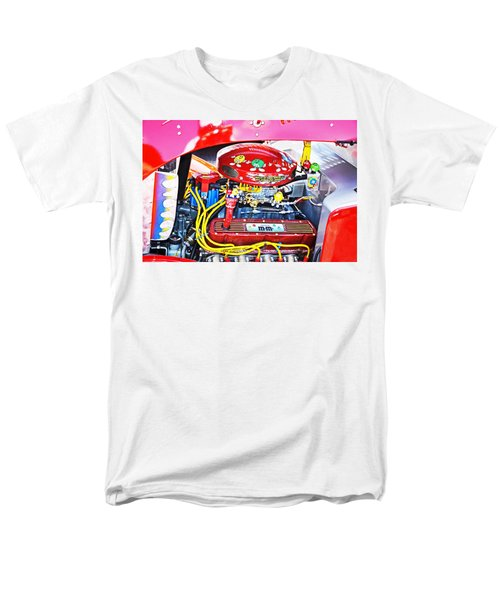 1933 M And M Hot Rod Ford Men's T-Shirt  (Regular Fit) by Paul Mashburn