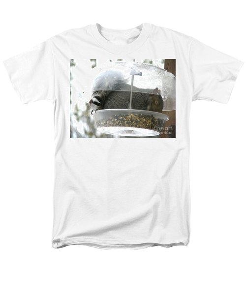 A Bit Crowded Men's T-Shirt  (Regular Fit) by Rory Sagner