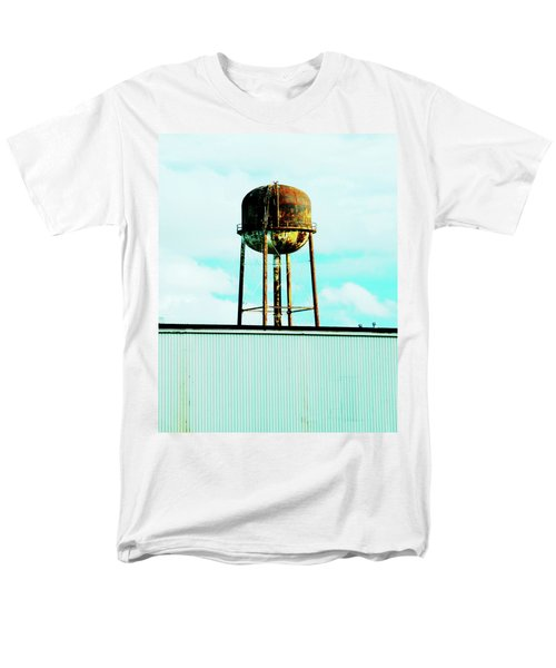 Men's T-Shirt  (Regular Fit) featuring the photograph Along Highway 61 by Lizi Beard-Ward