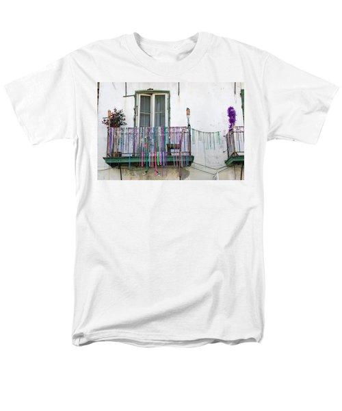 Bead The Porch Men's T-Shirt  (Regular Fit) by KG Thienemann