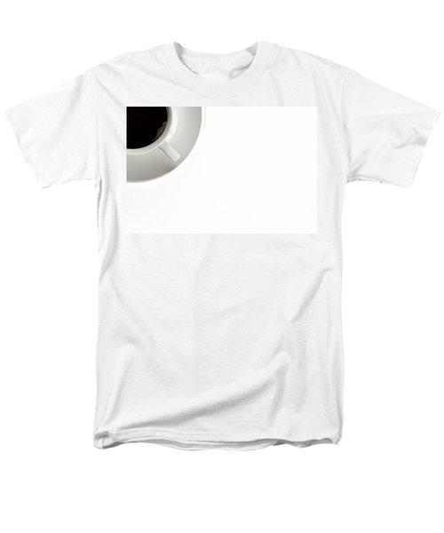 Men's T-Shirt  (Regular Fit) featuring the photograph Black Coffee by Gert Lavsen