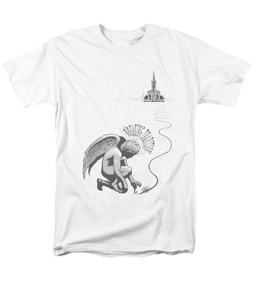 Breaking Tradition Men's T-Shirt  (Regular Fit) by Tony Koehl