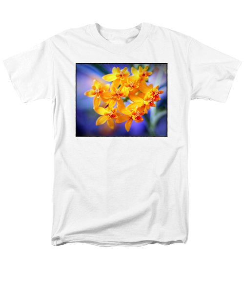 Butterfly Weed Men's T-Shirt  (Regular Fit) by Judi Bagwell