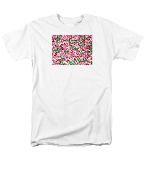 Men's T-Shirt  (Regular Fit) featuring the photograph Candy Is Dandy by Beth Saffer