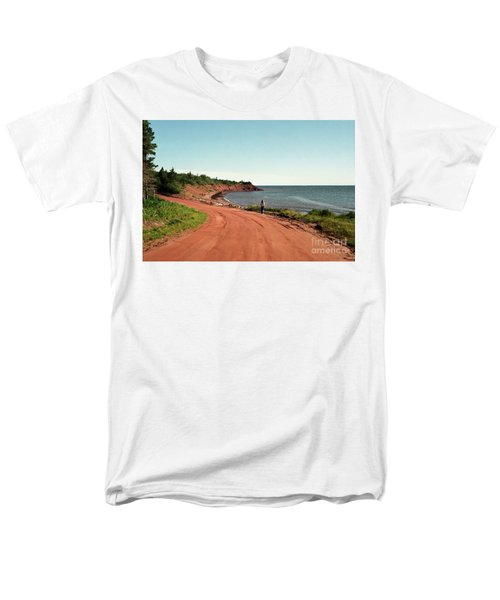 Contemplation Men's T-Shirt  (Regular Fit) by Kathy McClure