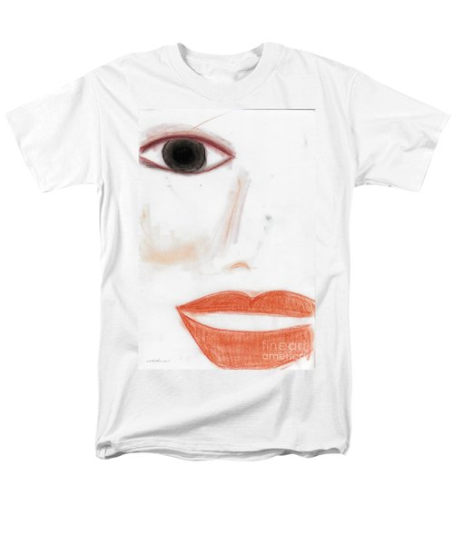 Face Men's T-Shirt  (Regular Fit) by Vicki Ferrari