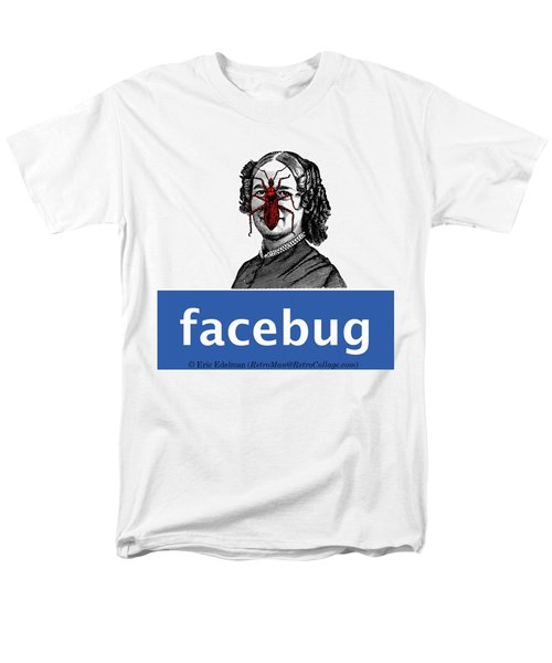Facebug For Women Men's T-Shirt  (Regular Fit)