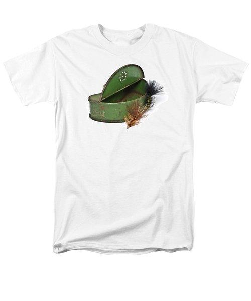 Fishing Lures Men's T-Shirt  (Regular Fit) by Susan Leggett