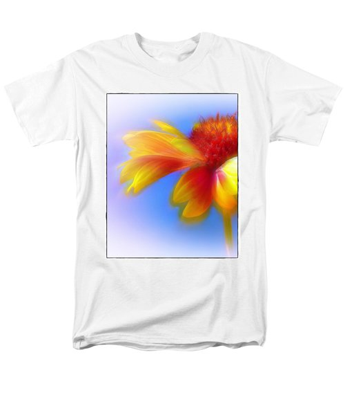 Fresh As A Daisy Men's T-Shirt  (Regular Fit) by Judi Bagwell