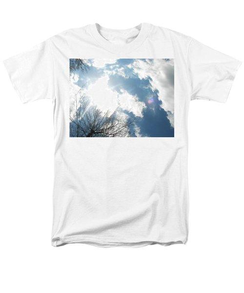 Men's T-Shirt  (Regular Fit) featuring the photograph Imagination by Pamela Hyde Wilson