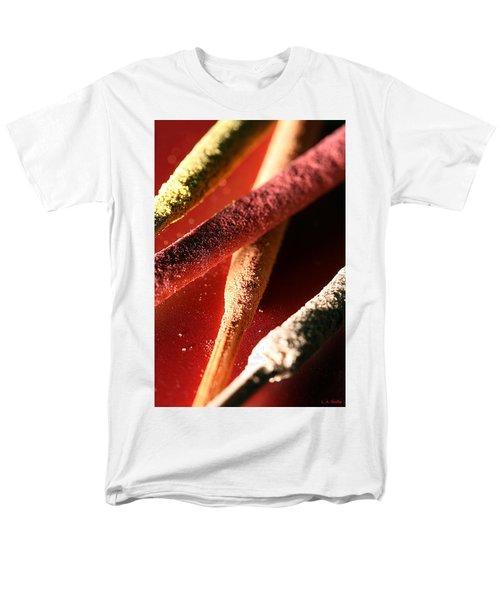 Men's T-Shirt  (Regular Fit) featuring the photograph Incense by Lauren Radke